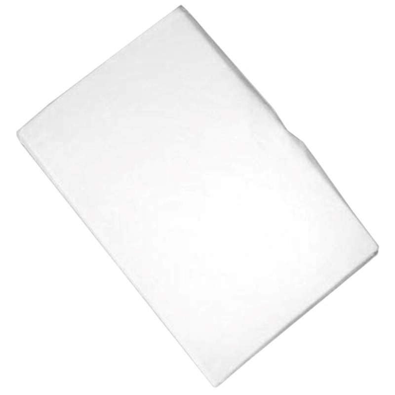 FLAT SHEET PERCALE GRIPSHOLM WHITE 150X260