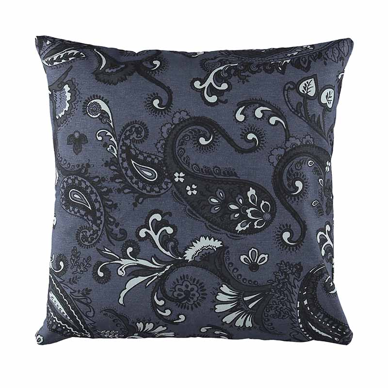 CUSHION COVER MARIA THUNDER BLUE 50X50 CM
