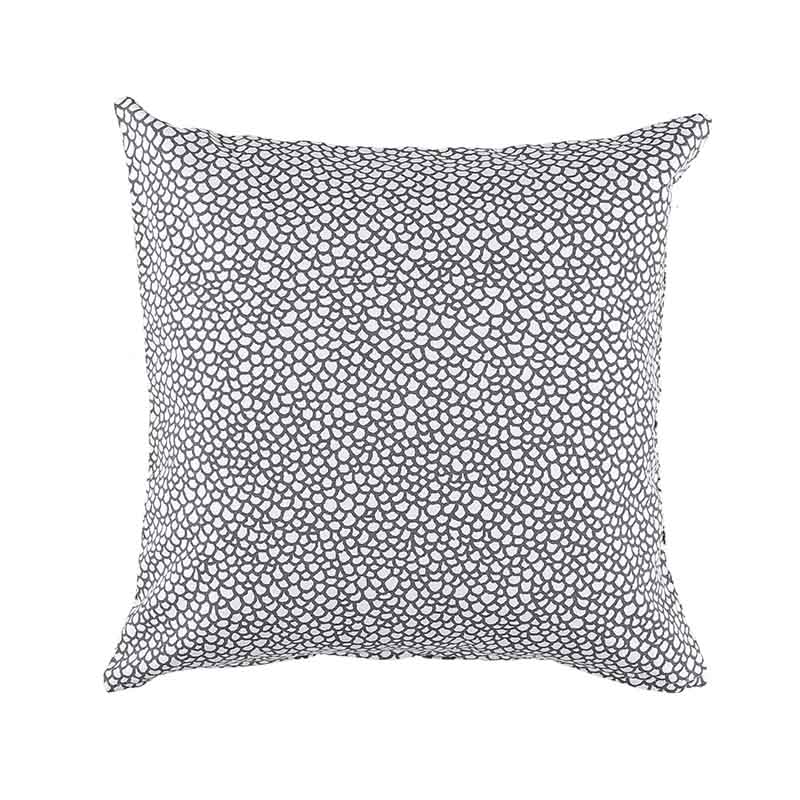 CUSHION COVER OLIVIA ANTHRACITE 50X50 CM