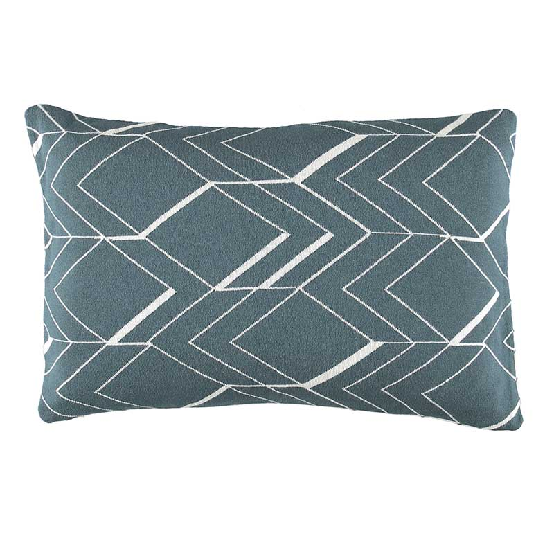 CUSHION COVER LYKKE DARK PETROL 40X60 CM