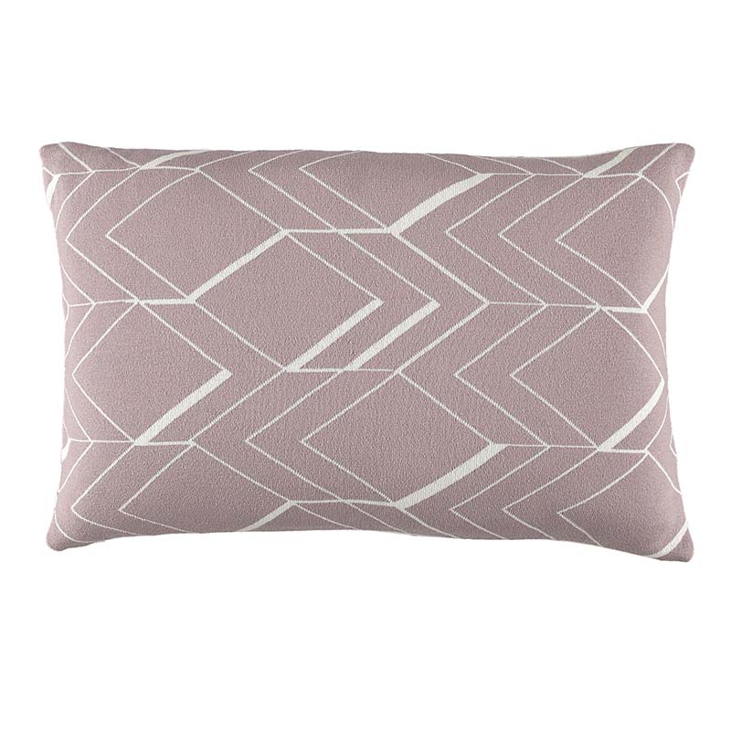 CUSHION COVER LYKKE SOFT PURPLE 40X60 CM