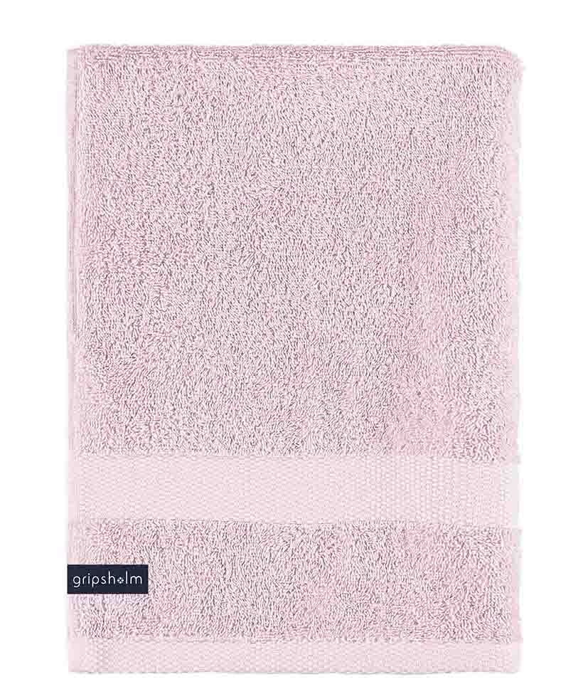 BATH TOWEL GRIPSHOLM 70X130 DUSTY ROSE 70X130 CM